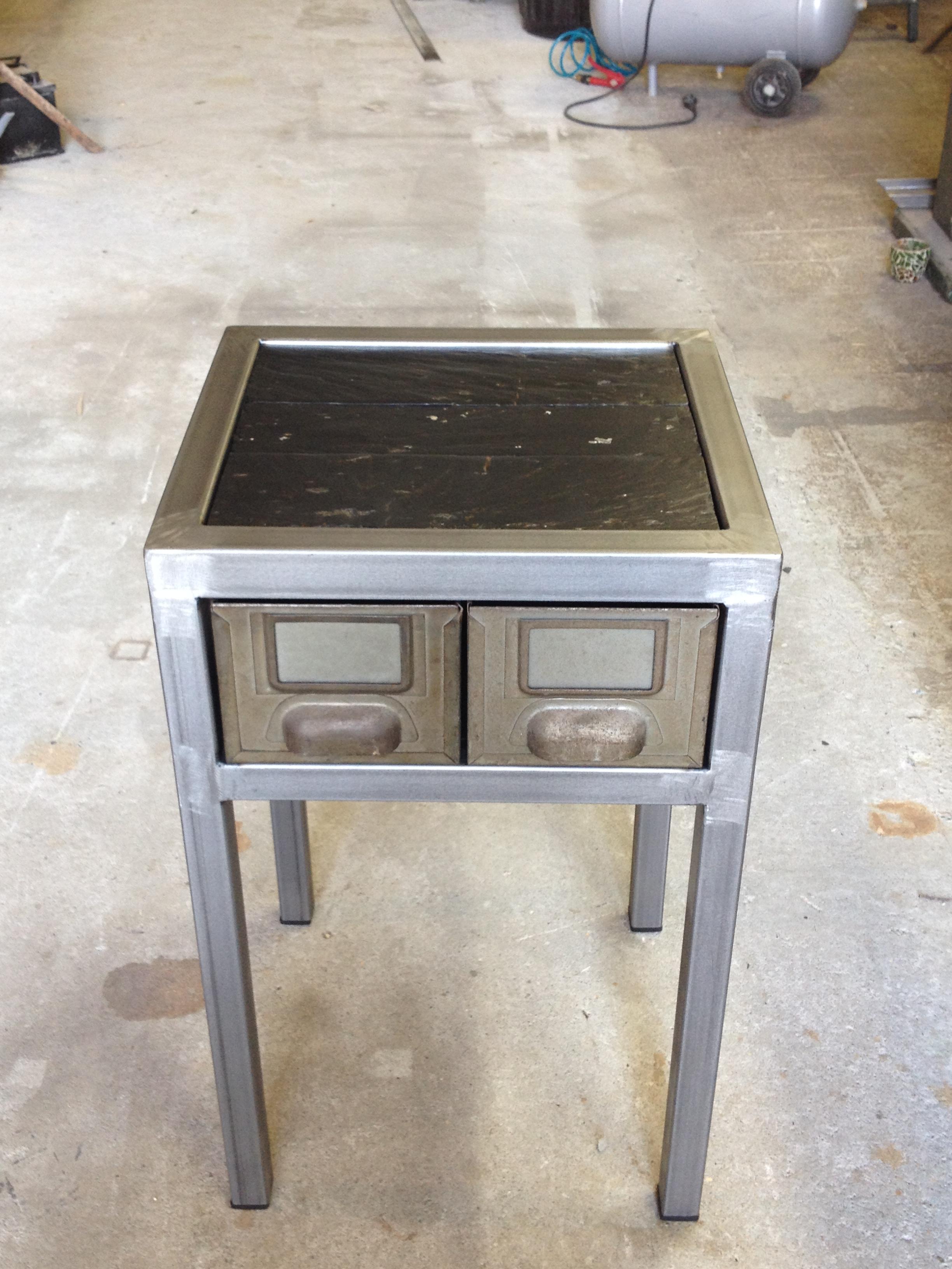 Petite console avec tiroir - Consoles avec tiroirs ...